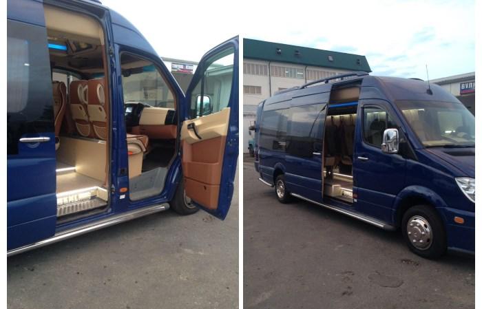 автобус Симферополь, Ялта, Севастополь - Херсон